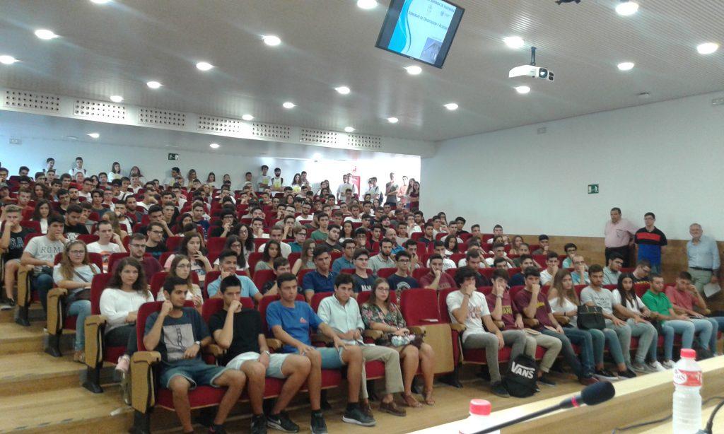 Jornadas de bienvenida al alumnado de nuevo ingreso