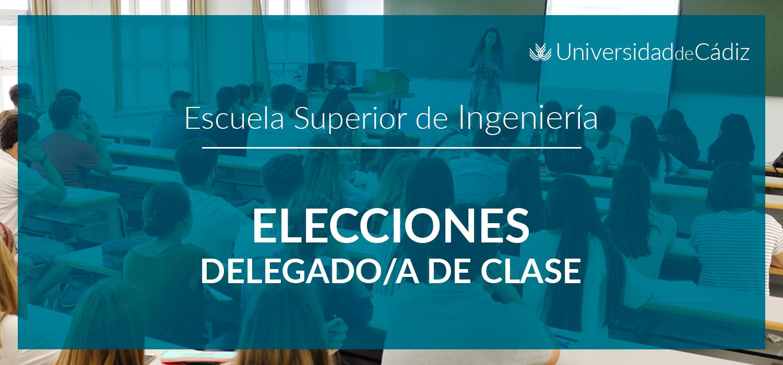 [Elecciones] Delegados/as de curso