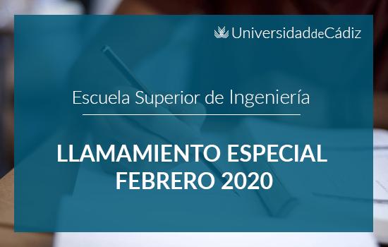 IMG LLAMAMIENTO ESPECIAL FEBRERO 2020