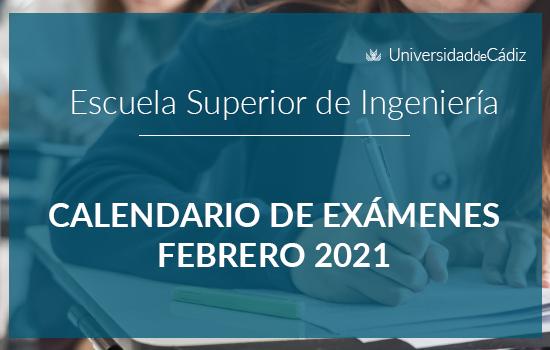 IMG CALENDARIOS DE EXÁMENES FEBRERO 2021