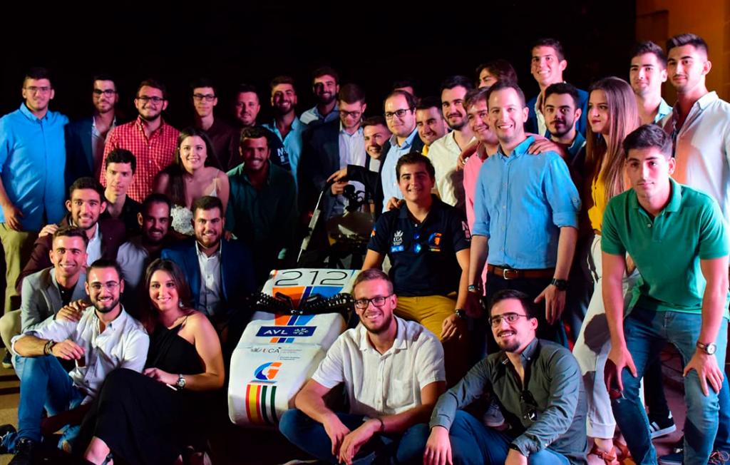 IMG Formula Gades seleccionado para la competición internacional 'Formula Student Czech Republic'